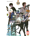 Blue Exorcist n° 14 - Ristampa
