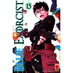 Blue Exorcist n° 15 - Ristampa