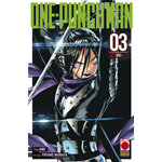 One Punch Man n° 03 - Ristampa