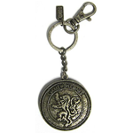 Game of Thrones Trono Di Spade- Keychain Portachiavi Metal - Lannister