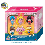 Mini Figure Box - Sailor Moon Petit Chara Sailor Yukata Special  Pack 6 personaggi