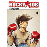 PREORDINE Rocky Joe - Perfect Edition n° 04 - Arrivo Stimato 31/5