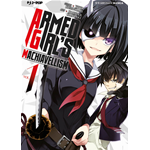 Armed Girl's Machiavellism n° 01