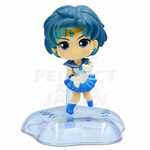 Mini Figure - Sailor Moon Twinkle Statue Gashapon - Sailor Mercury