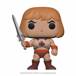 POP Vinyl Figure - Masters of the Universe - He-Man Arrivo Stimato GIUGNO 2020
