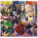 One Punch Man - Sequenza 19-20-21 Variant