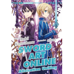 Sword Art Online - Light Novel 14 - Alicization Uniting - Arrivo stimato 25/1