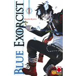 Blue Exorcist n° 01 - Ristampa
