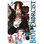 Blue Exorcist n° 05 - Ristampa