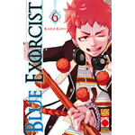 Blue Exorcist n° 06 - Ristampa